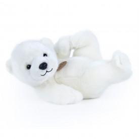 Rappa Plyšový lední medvěd ležící 25 cm