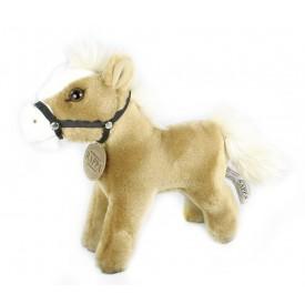 Rappa Plyšový kůň stojící 21 cm