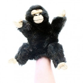 Rappa Plyšový maňásek opice 28 cm