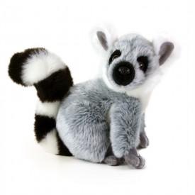 Rappa Plyšový lemur sedící 20 cm