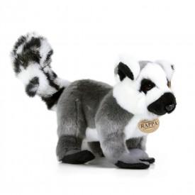 Rappa Plyšový lemur stojící 28 cm