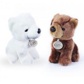 Rappa Plyšový medvěd 18 cm 1 ks