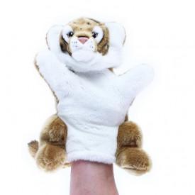 Rappa Plyšový maňásek tygr 28 cm