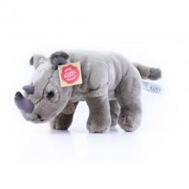 Rappa Plyšový nosorožec stojící 23 cm
