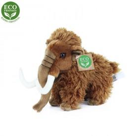 Rappa Plyšový mamut stojící 17 cm ECO-FRIENDLY