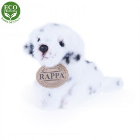 Rappa Plyšový pes sedící 11 cm ECO-FRIENDLY 1 ks - F