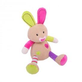 Bigjigs textilní postavička - Velký králíček Bella