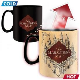 ABYstyle Keramický hrnek Harry Potter: Marauders map 460 ml