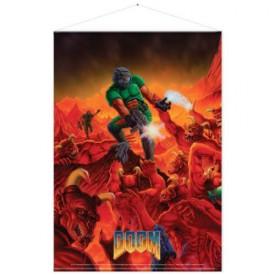 Závěsný obraz Doom - Retro