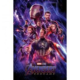 Plakát Avengers: Endgame - Journey s End