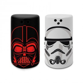 ABYstyle Solnička a pepřenka Star Wars - Vader a Trooper