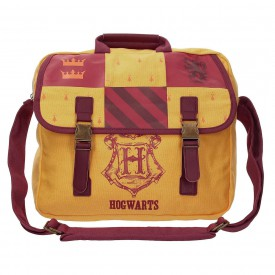 SD Toys Plátěná brašna Harry Potter Nebelvír žlutá