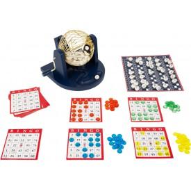 Small Foot Hra bingo s losovacím bubnem poškozený obal