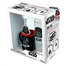 ABYstyle Dárková sada Star Wars Lord Darth Vader 110 ml