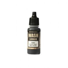Vallejo: Wash Black Shade