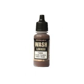 Vallejo: Wash Umber Shade