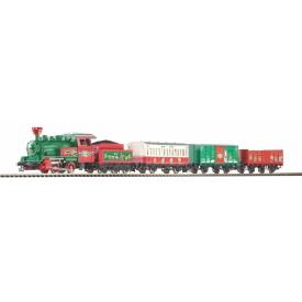 Piko Startovací sada nákladní parní vlak  s 3 vagónky - 57142