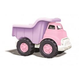 Green Toys Nákladní auto růžové - poškozený obal