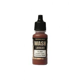 Vallejo: Wash Fleshtone Shade