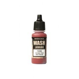 Vallejo: Wash Red Shade