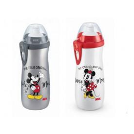 NUK FC Sports Cup Mickey Mouse 450 ml 1ks bílá