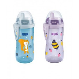 NUK FC láhev Kiddy Cup  300ml 1ks