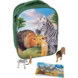 Animal Planet 3D batoh Savana