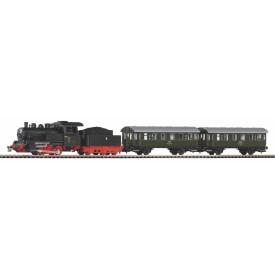 Piko Startovací sada Osobní parní vlak s vagóny PKP - 97933