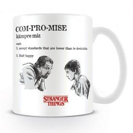 Hrnek Stranger Things - Compromise
