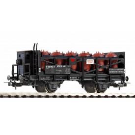 Piko Nádobový vagon pro přepravu kyselin NS III - 54647