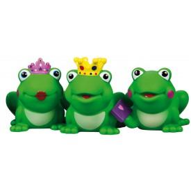 Lena Stříkací zvířátko žába 1 ks