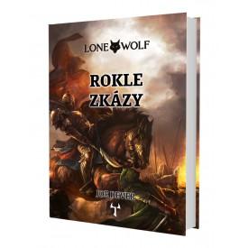 Lone Wolf: Rokle zkázy (vázaná) + záložka