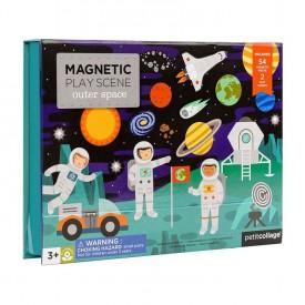 Petitcollage Magnetické divadlo vesmír poškozená krabička