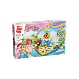 Qman Princess Leah 32011-1 Duhová fontána