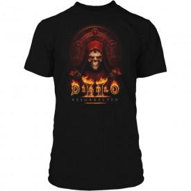 Tričko Diablo II: Resurrected - Key To Darkness
