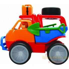 Auto pro pouštní dobrodružství