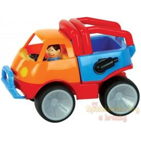 Nákladní dobrodružné auto