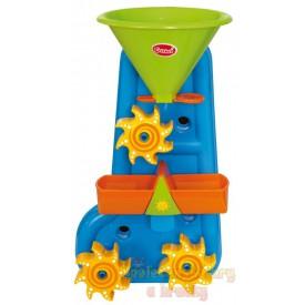 Vodní mlýn do vany
