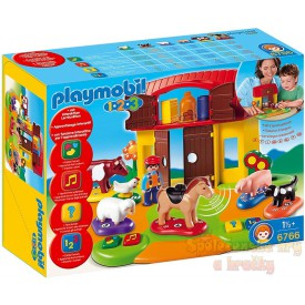 Playmobil 6766 Interaktivní farma