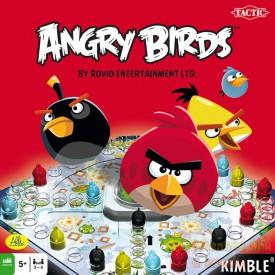 Angry Birds Člověče, nezlob se
