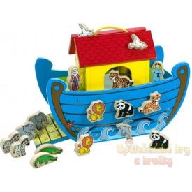 Dřevěná Noemova archa