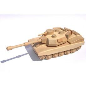 Ceeda Cavity - přírodní dřevěné auto - Tank - americký