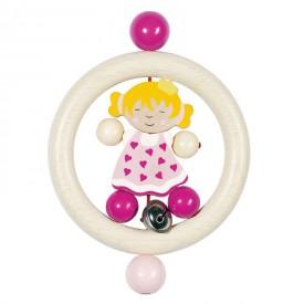 Heimess dřevěné hračky - Kroužek  - Princezna