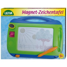 Magnetická tabulka, barevná 32 cm