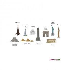 Safari Ltd - Tuba - Stavby světa