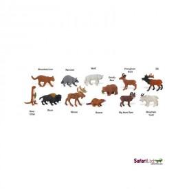 Safari Ltd - Tuba - Zvířata Severní Ameriky