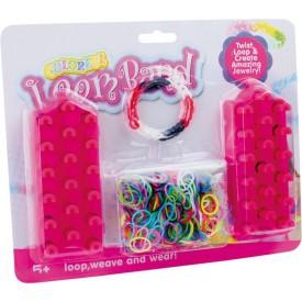 Gumičky - Kreativní sada pro gumové ozdoby Modelová
