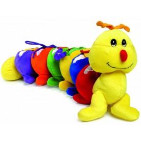 Didaktická hračka Stonožka