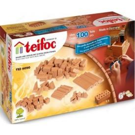 Teifoc 4090 Cihličky 100 kusů