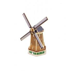 Robotime dřevěná skládačka malý Holandský mlýn